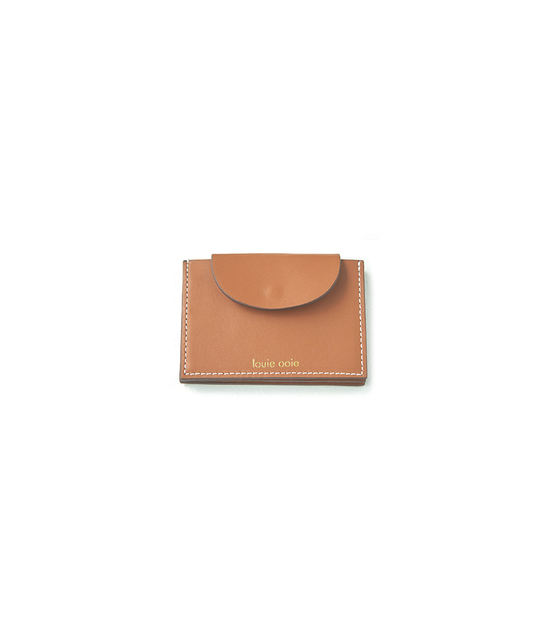 betty card wallet - camel