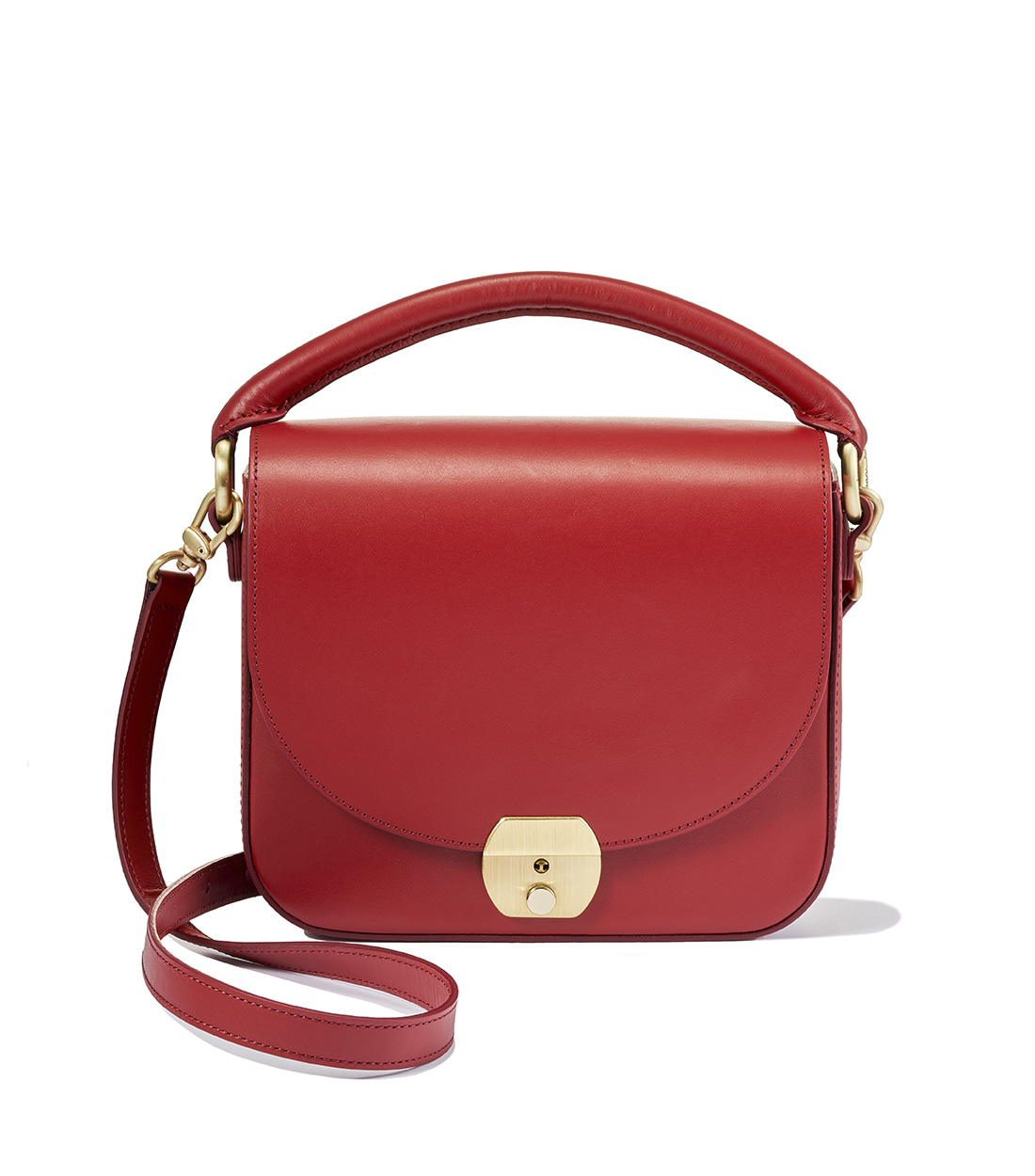 betty bag - scarlet [refurb 50%]