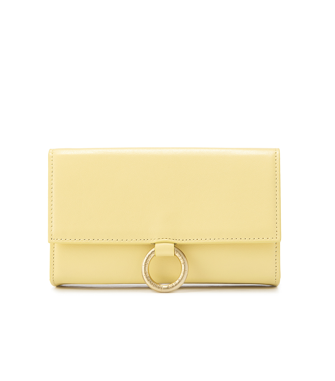 nina bag - lemon [refurb 60%]