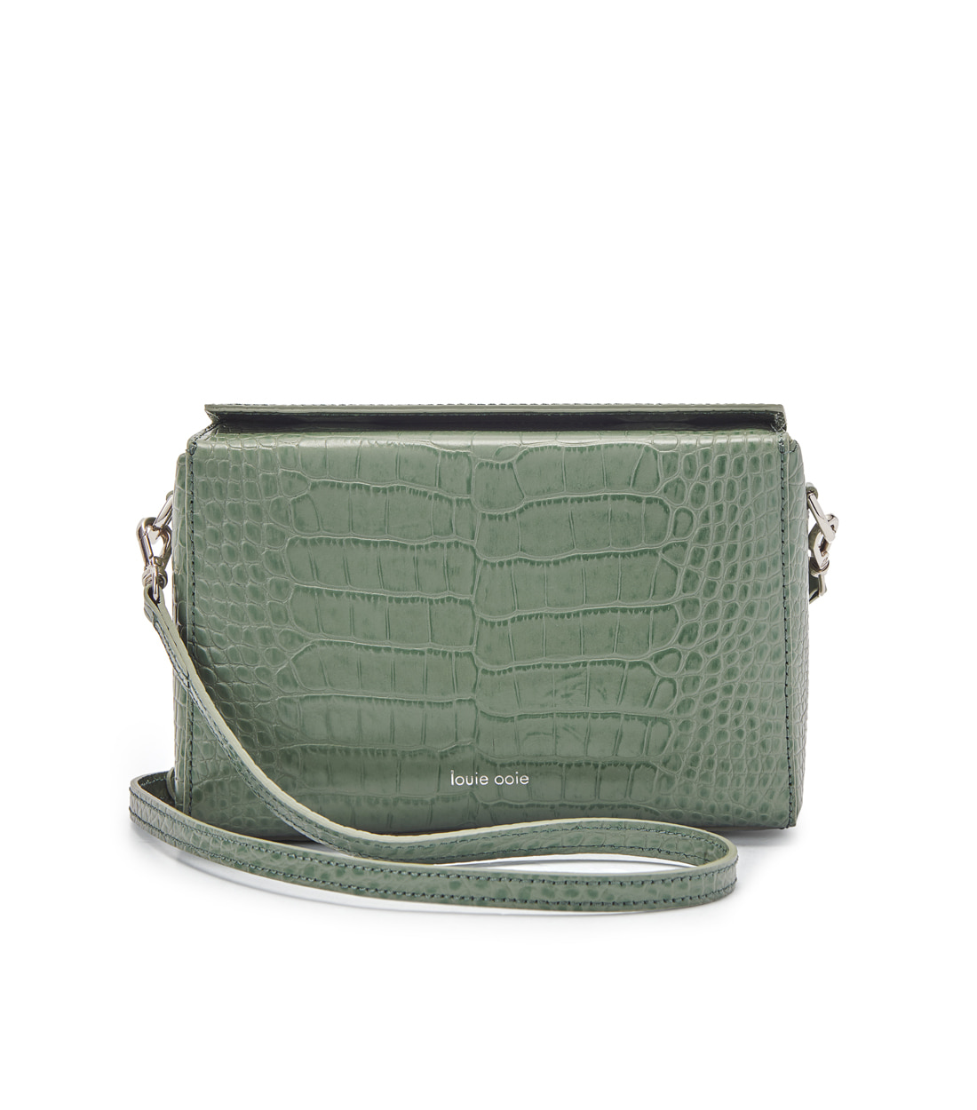 lena bag - mint embo [refurb 50%]