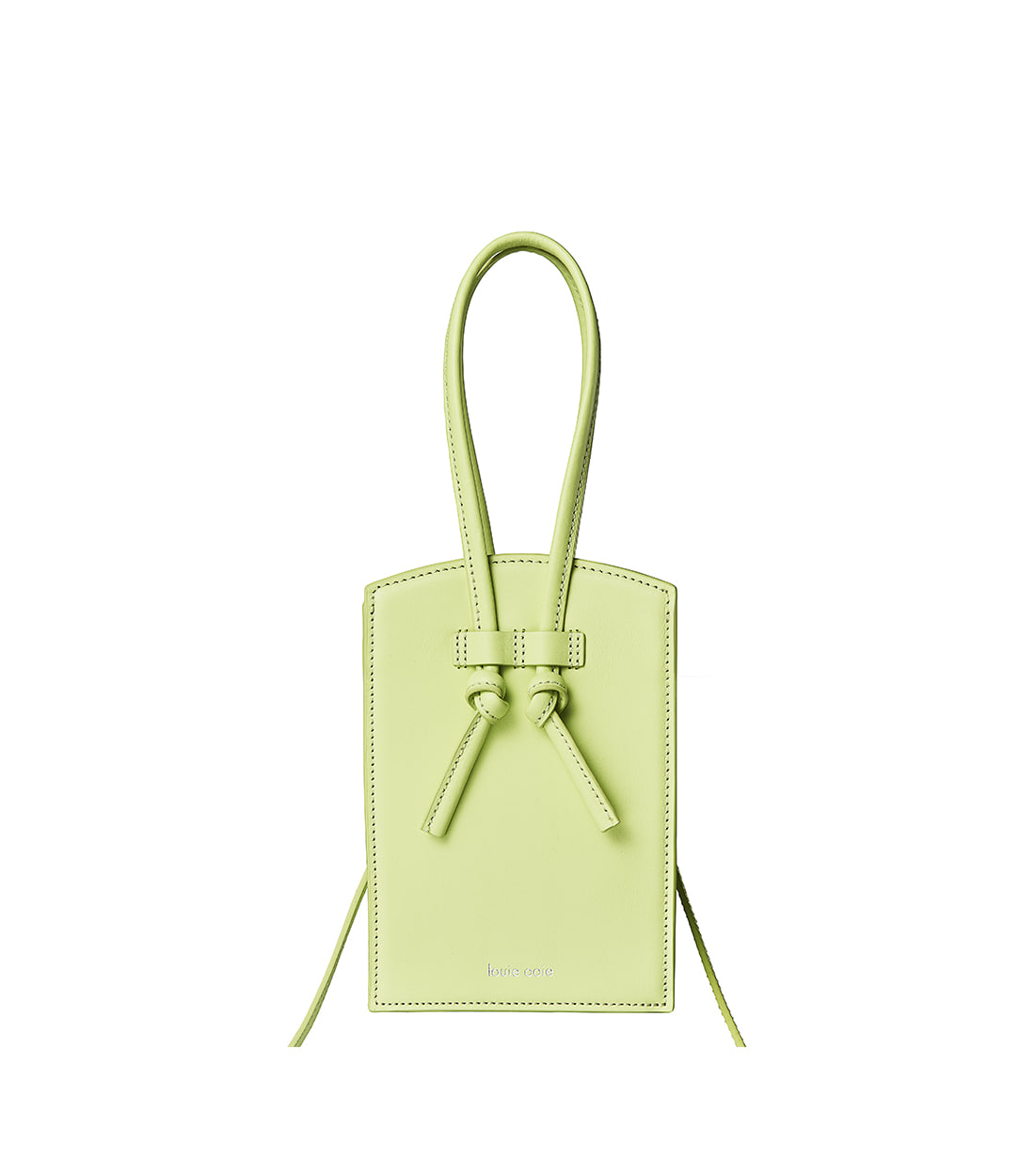 peggy bag - neon green [refurb 50%]