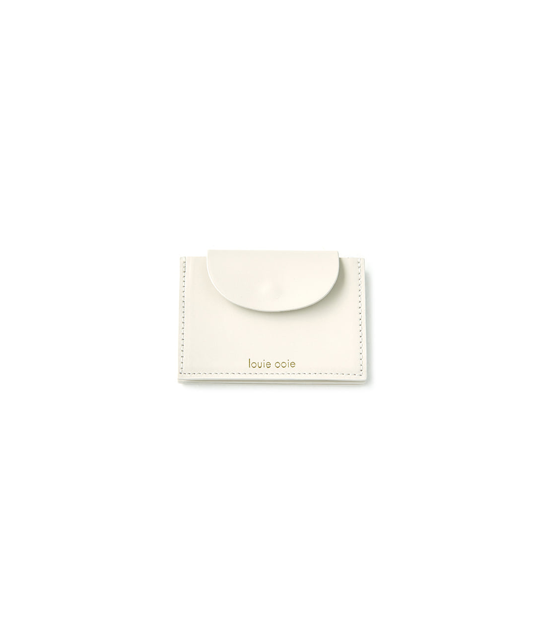 betty card wallet - cream