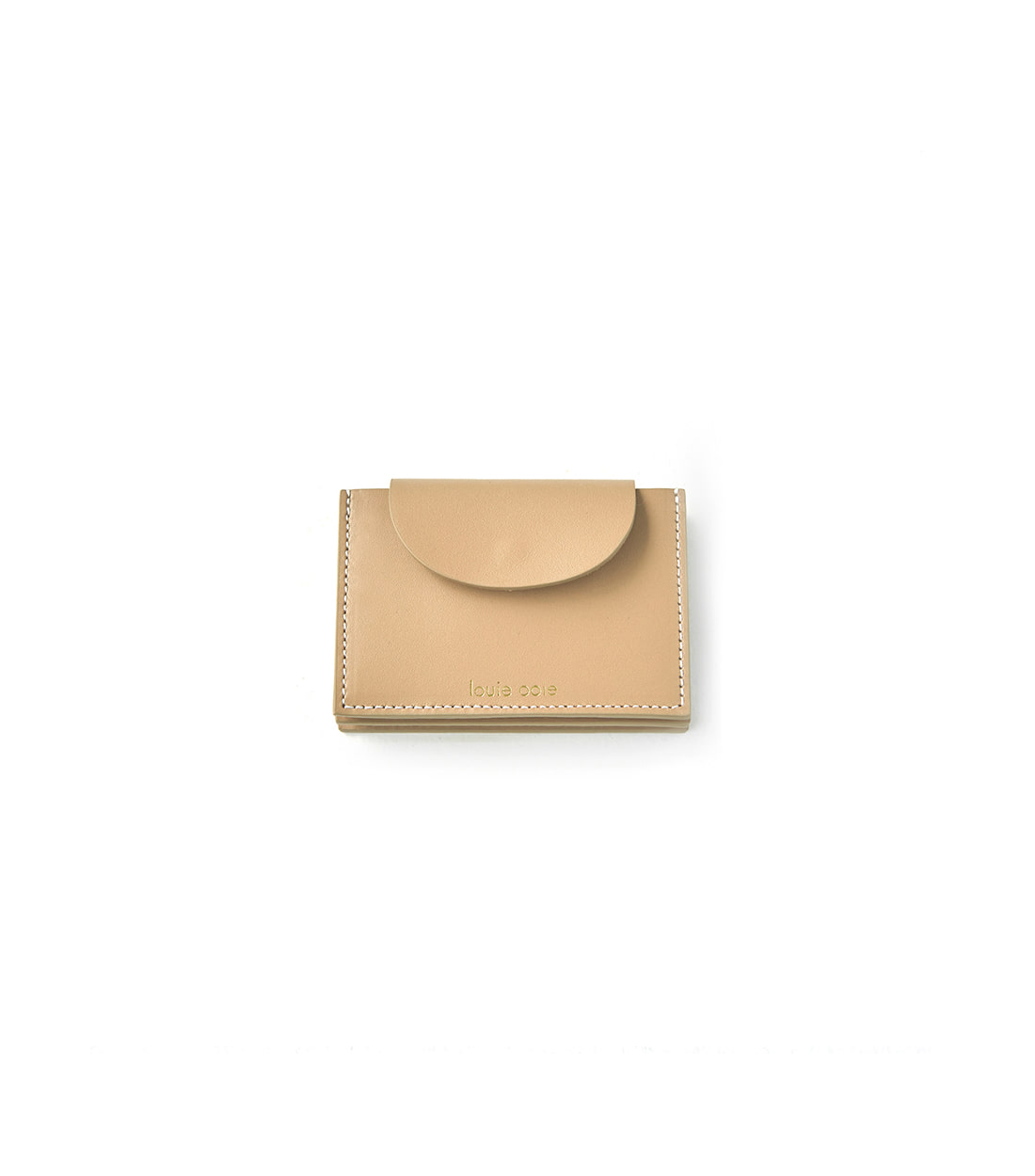 betty card wallet - beige