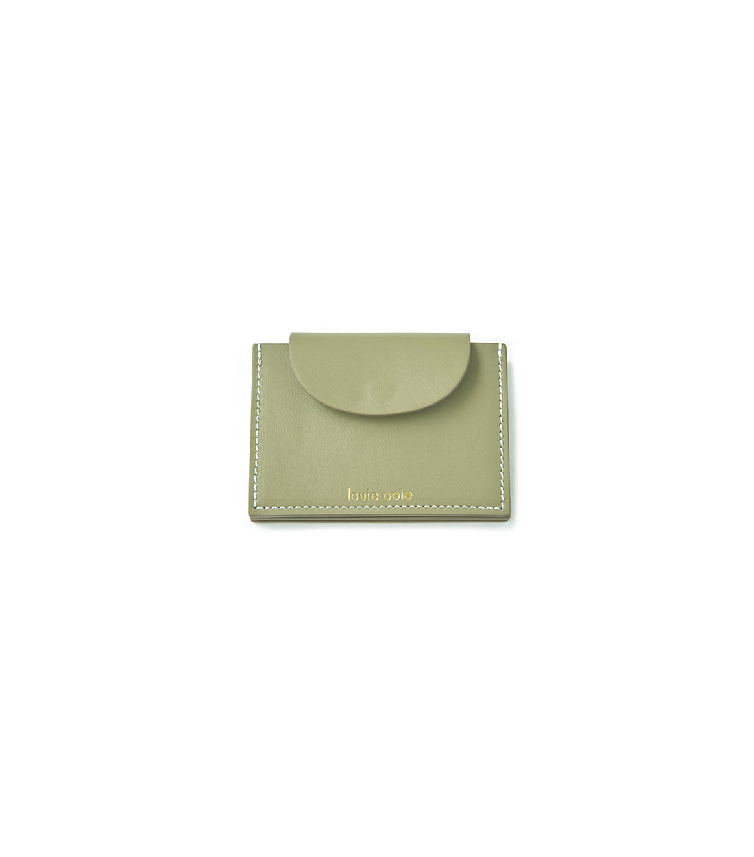 betty card wallet - olive