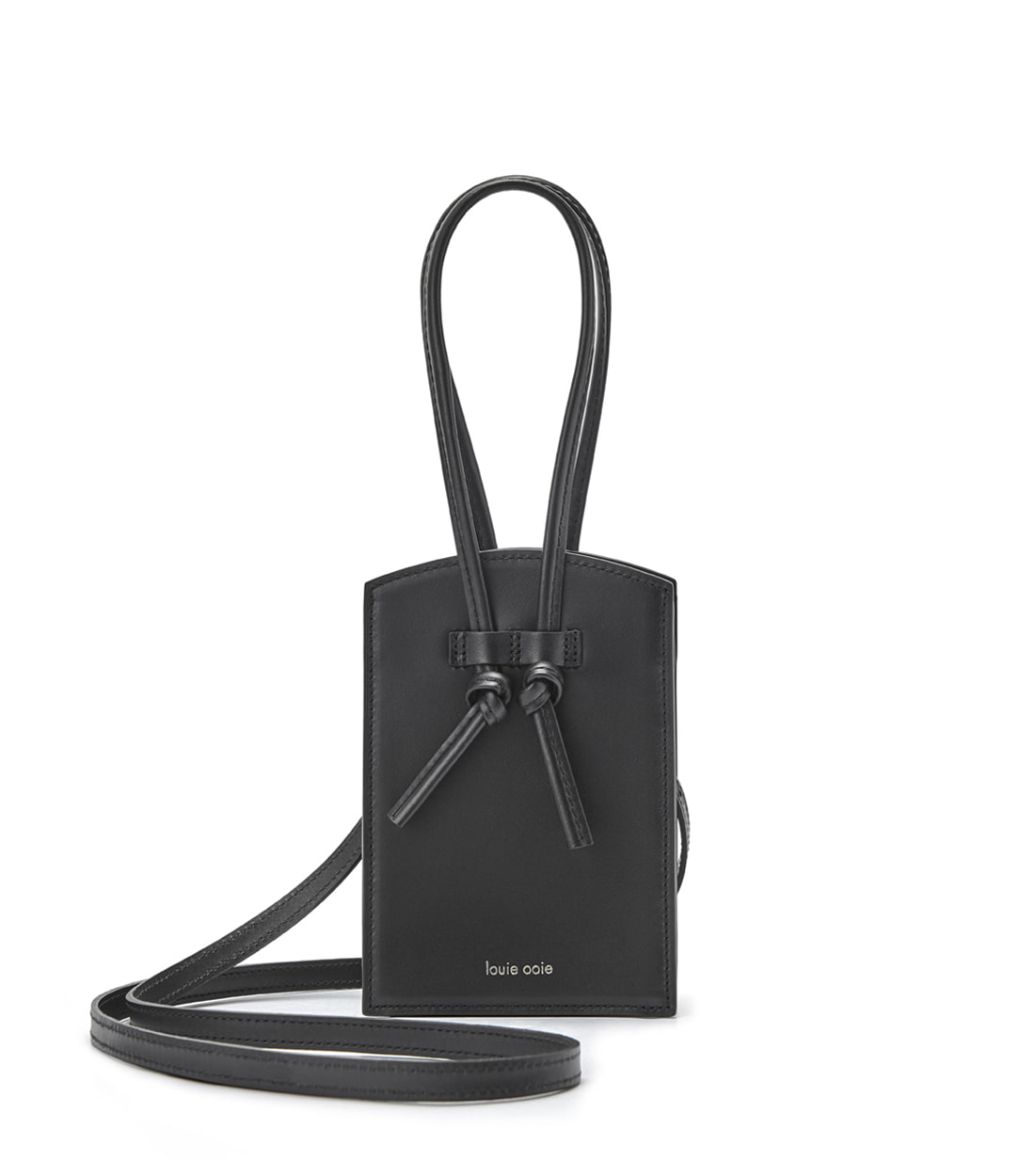 peggy bag - black