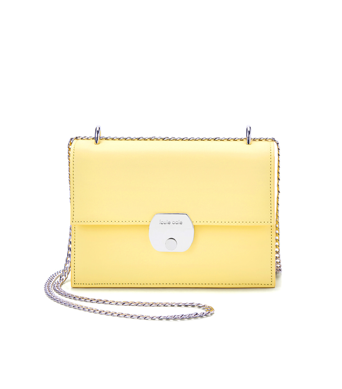nancy bag - lemon