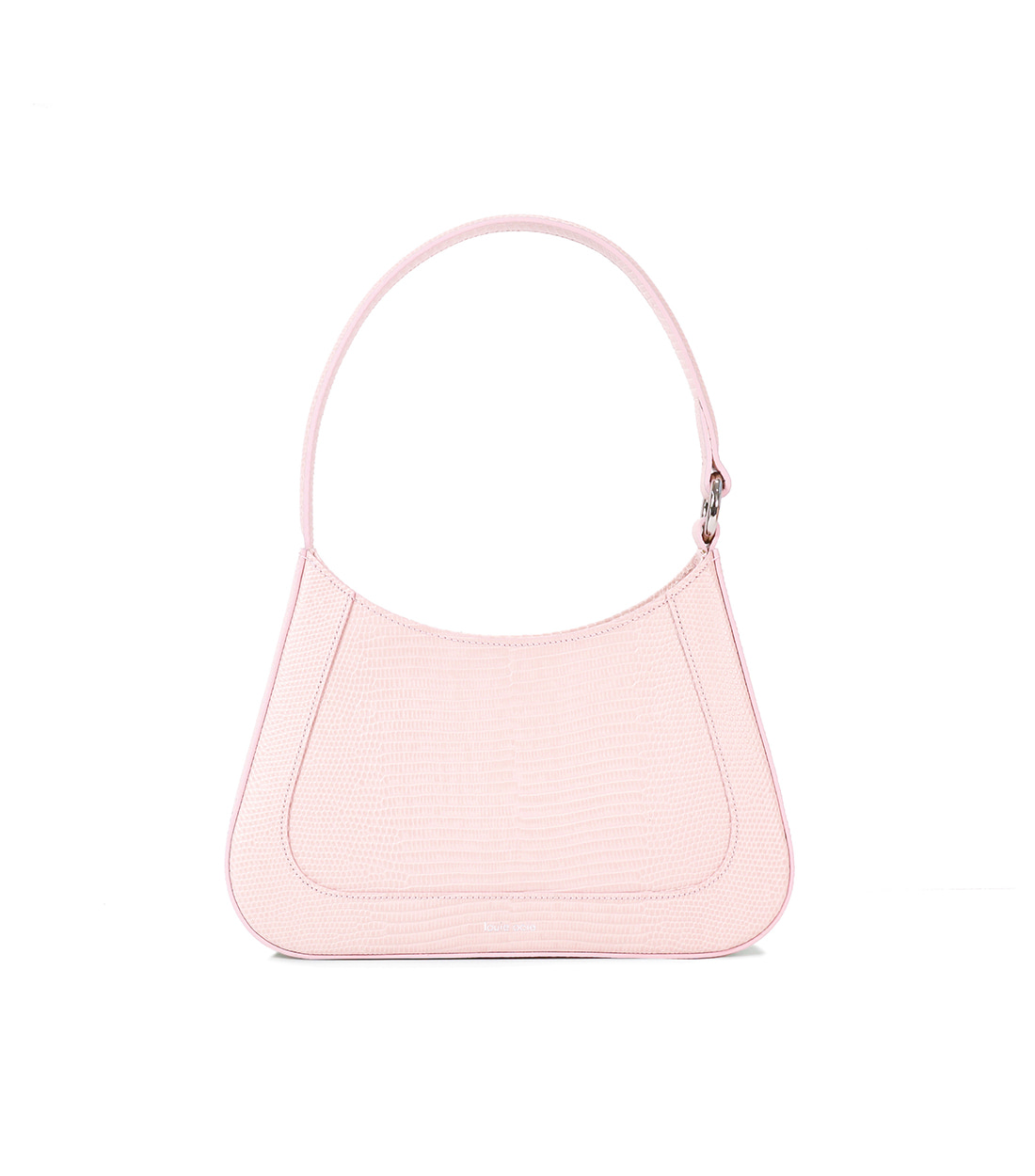 julie bag - pink embo