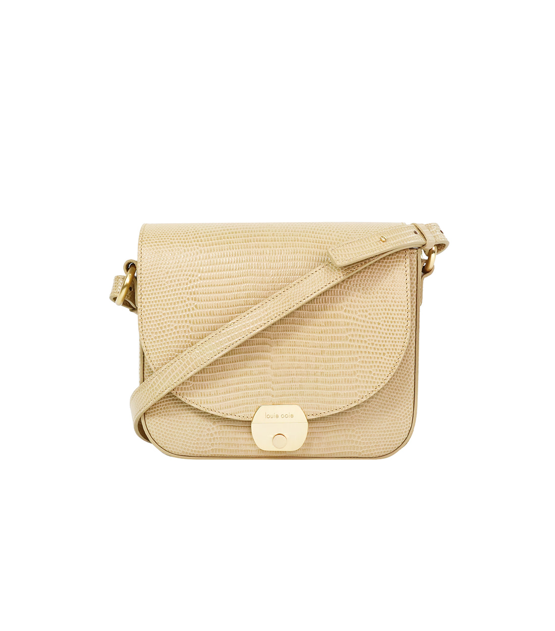 betty bag - beige embo