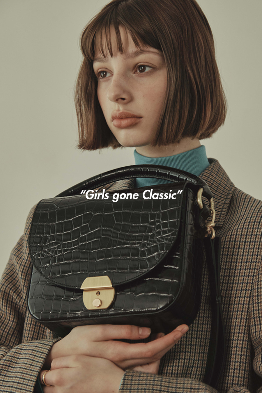 2019 FW collection - girls gone classic